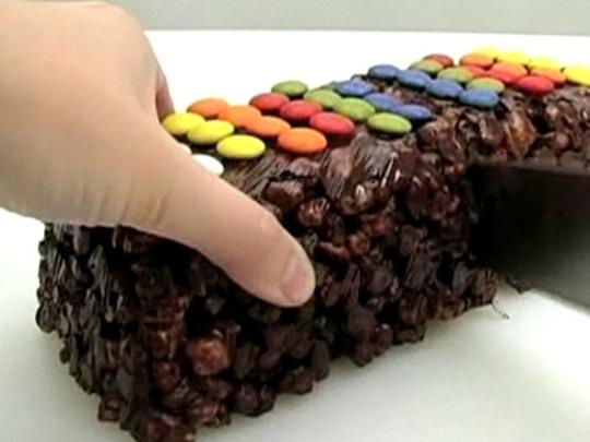 Шоколадный торт (рецепт 1)