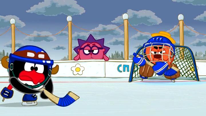 Хоккей. Часть вторая смотреть на Tvigle.ru