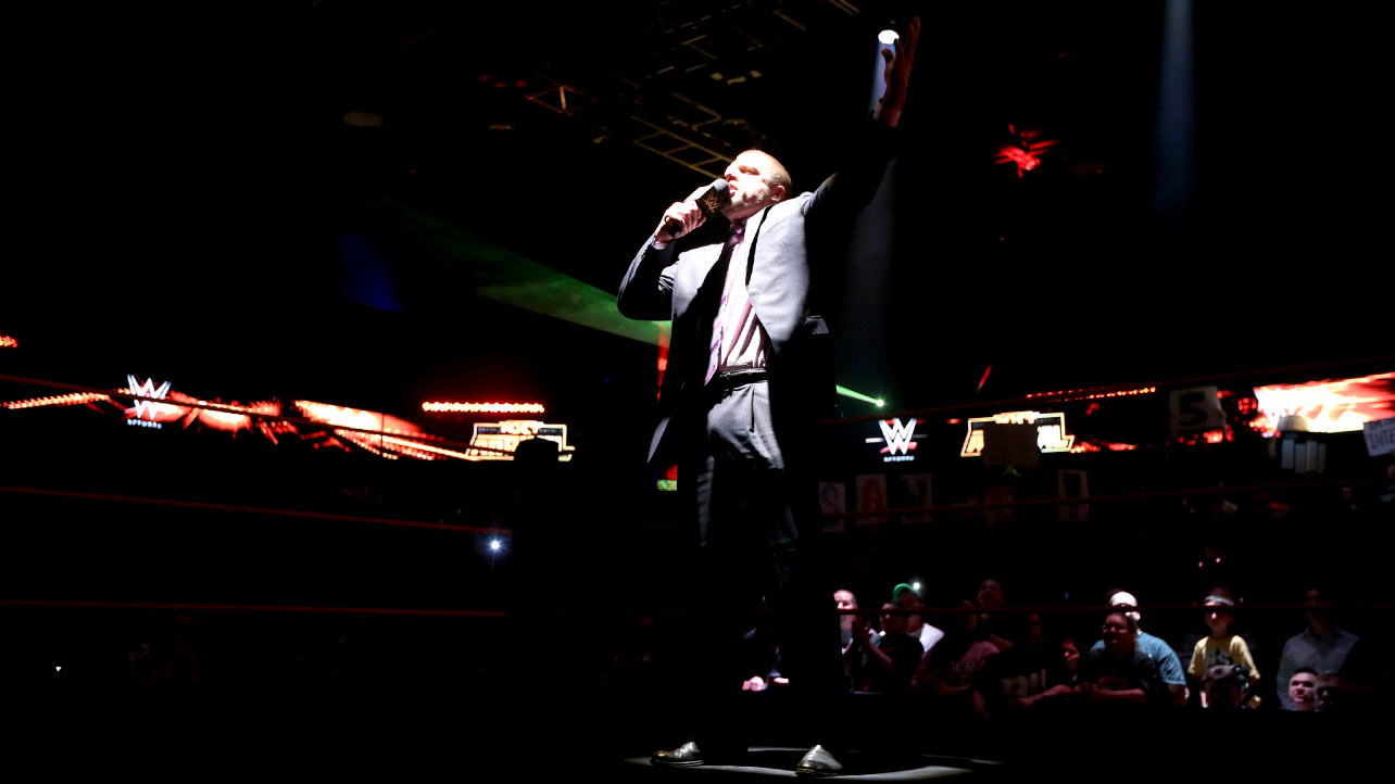 WWE NXT ArRIVAL  27 ������� 2014