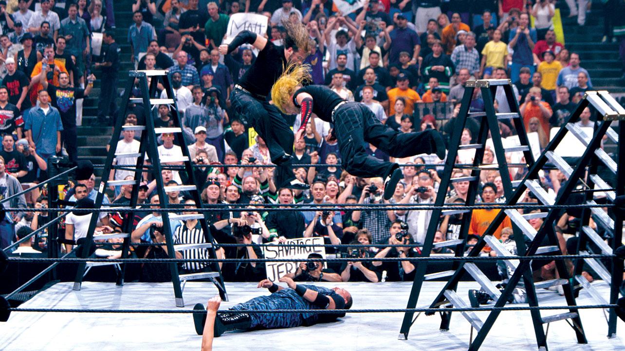 Wrestlemania 31 triple h vs sting - 5139
