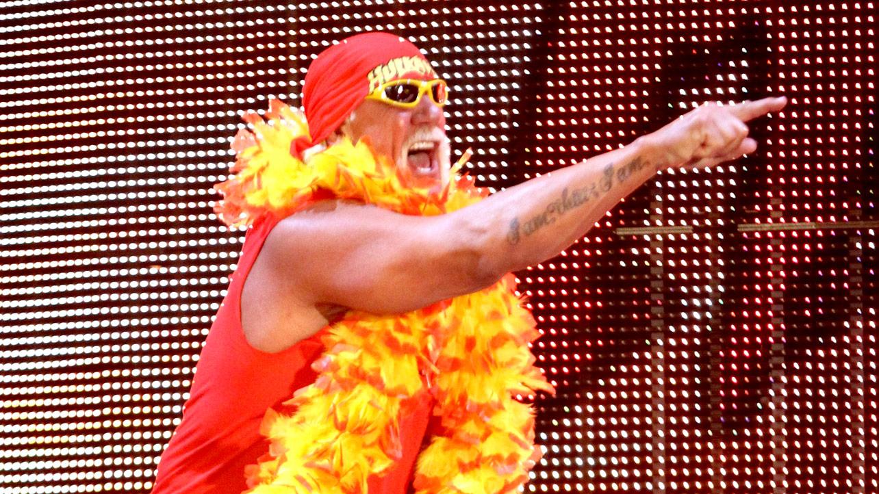 ���� ����� ������������ � WWE